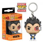 Pocket Pop! Keychain Dragon Ball Z : Vegeta