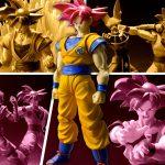 SHFiguarts Goku Super Saiyan God SSG