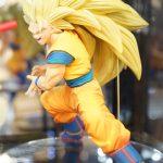 Son Goku FES Vol.4 - Goku Super Saiyan 3 Jaune