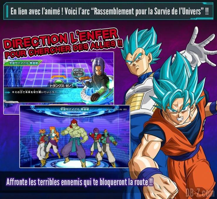 Super Dragon Ball Heroes 4 - Goku en Enfer