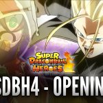Super Dragon Ball Heroes 4 OPENING