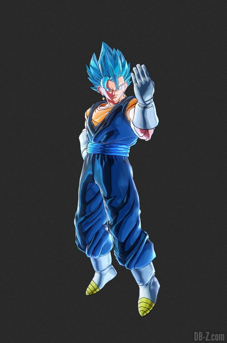 Vegetto Blue (Dragon Ball Xenoverse 2)