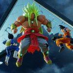 Broly God vs Goku et Vegeta