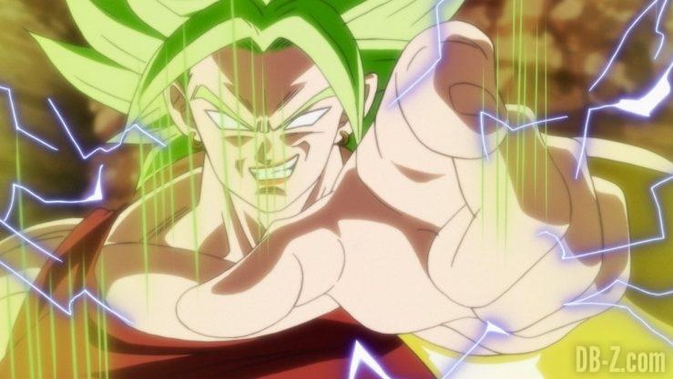 DBS Episode 93 - Kale Super Saiyan Légendaire