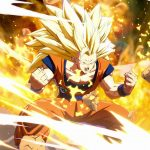 Dragon Ball FighterZ - Goku Super Saiyan 3