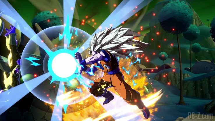 Dragon Ball FighterZ - Goku Super Saiyan 3