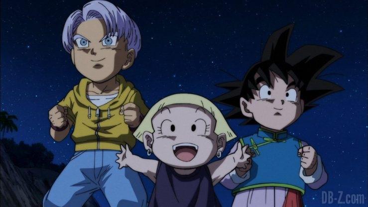 Dragon Ball Super Episode 94 - Goten, Trunks, et Maron