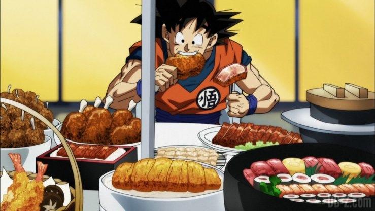 Dragon Ball Super Episode 94 - Le dernier repas de Goku ?