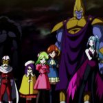 Les combattants de l'Univers 2 de Dragon Ball Super