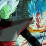 Dragon Ball Xenoverse 2 DLC 4 Zamasu fusionné Vegetto SSGSS