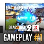 Dragon Ball Xenoverse 2 Switch Gameplay