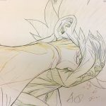 Goku de Naotoshi Shida pour Dragon Ball Super (95)