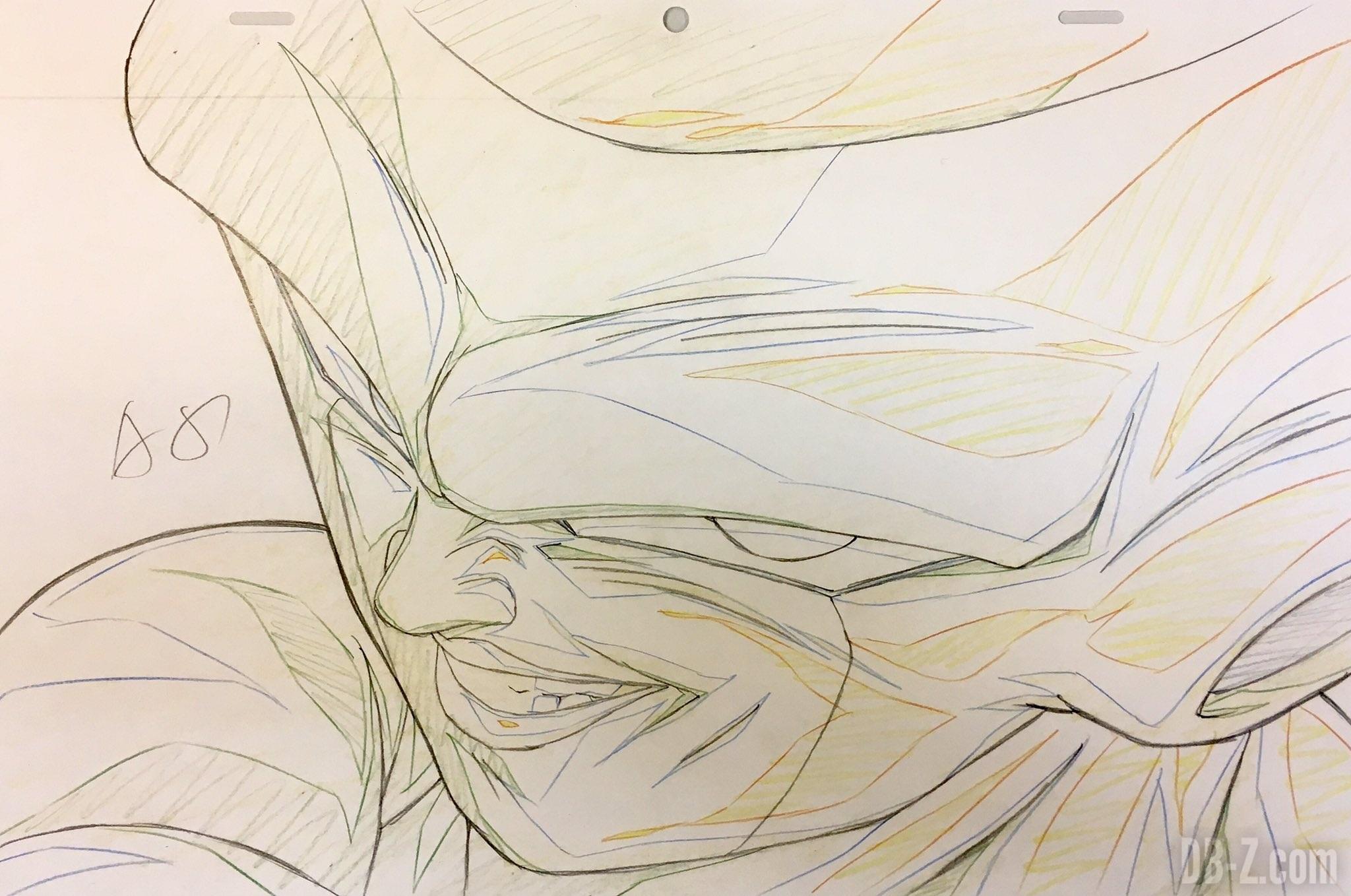 Golden Freezer de Naotoshi Shida pour Dragon Ball Super (95)