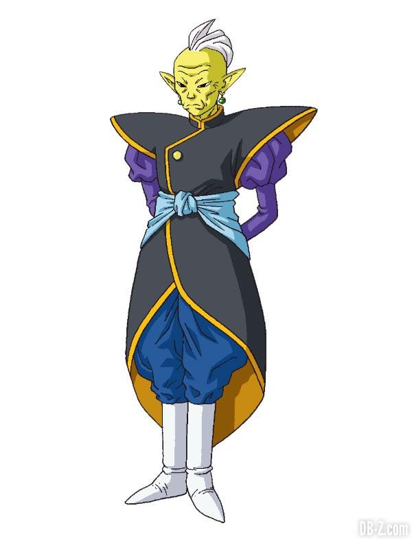 Gowasu, Kaioshin de l'Univers 10