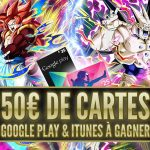 Cartes Google Play Itunes à gagner