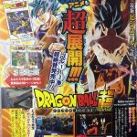 Dragon Ball Super Goku de dos