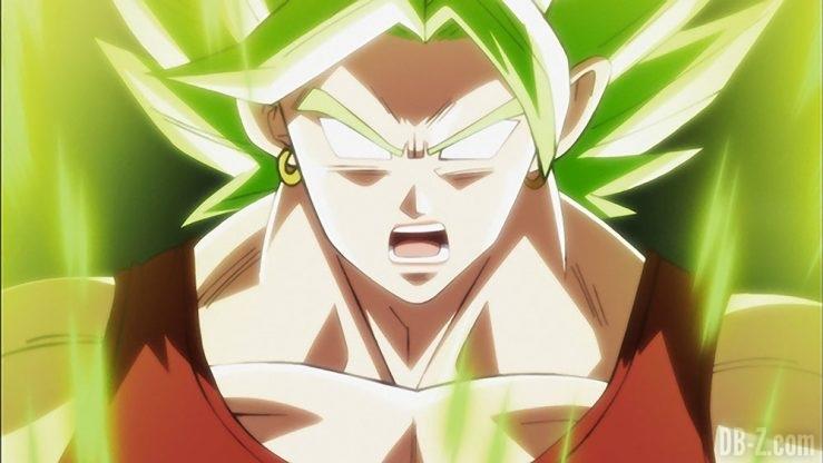 Kale Super Saiyan Légendaire