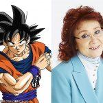 Masako Nozawa, la voix de Goku