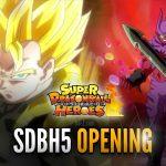 SDBH5 opening