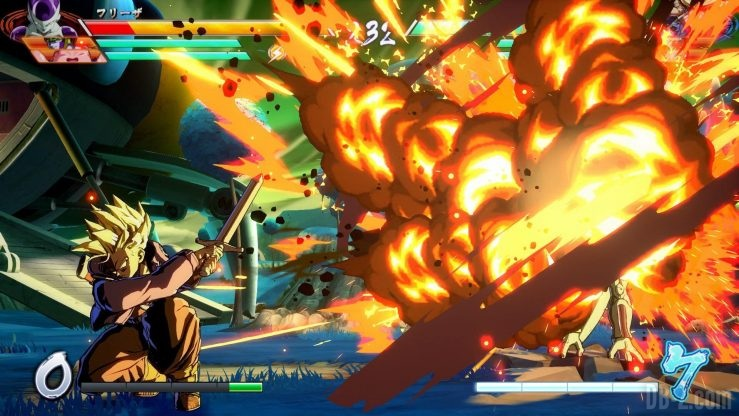 Trunks Dragon Ball FighterZ
