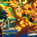 Trunks vs Ryu Dragon Ball FighterZ