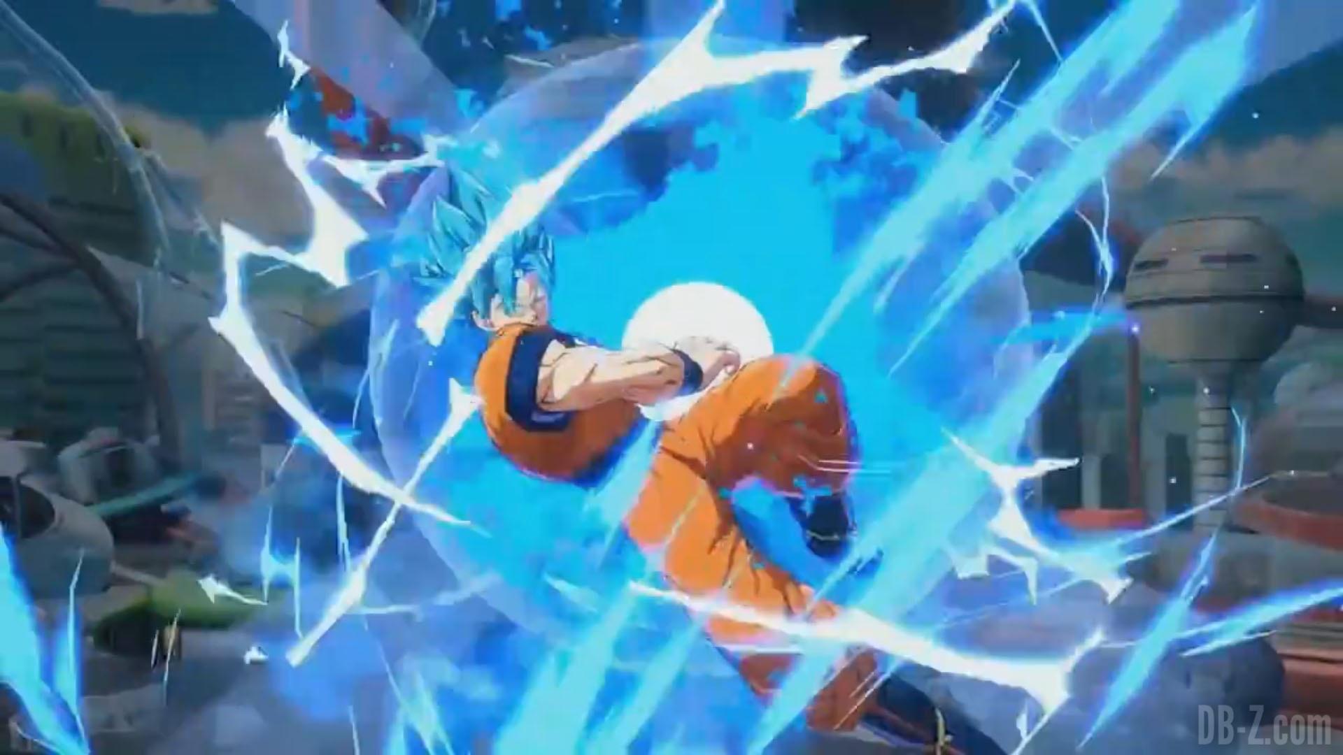 dragon ball fighterz how to get ssgss goku