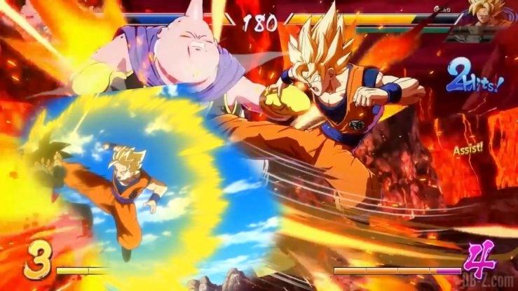 DB FighterZ Goku references _0017_Calque 20