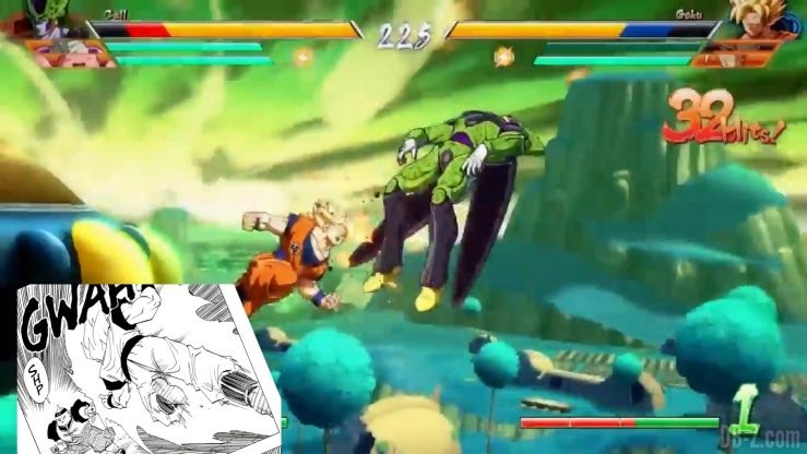 DB FighterZ Goku references _0024_Calque 13