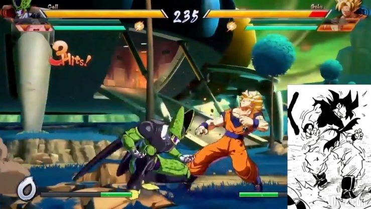 DB FighterZ Goku references _0029_Calque 8