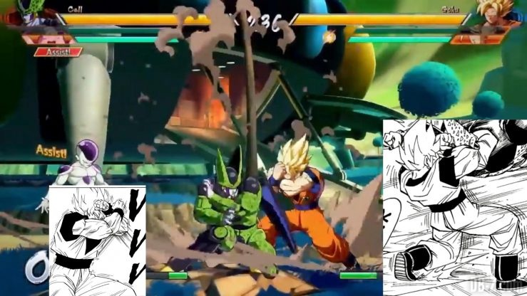 DB FighterZ Goku references _0030_Calque 7