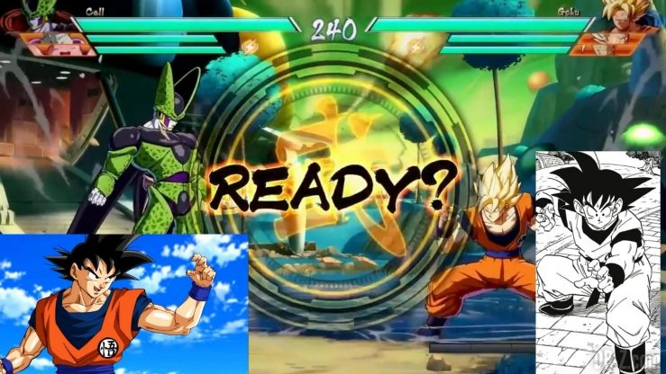 DB FighterZ Goku references _0031_Calque 6