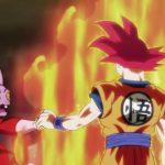 DBS Episode 104 61 Goku Super Saiyan God SSG