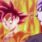 DBS Episode 104 68 Goku Super Saiyan God SSG