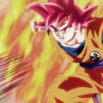 DBS Episode 104 69 Goku Super Saiyan God SSG