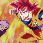 DBS Episode 104 70 Goku Super Saiyan God SSG