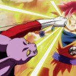 DBS Episode 104 71 Goku Super Saiyan God SSG