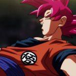 DBS Episode 104 79 Goku Super Saiyan God SSG