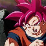 DBS Episode 104 81 Goku Super Saiyan God SSG