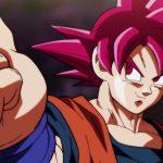 DBS Episode 104 85 Goku Super Saiyan God SSG