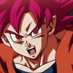 DBS Episode 104 94 Goku Super Saiyan God SSG
