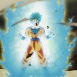DBS Episode 104 96 Goku Super Saiyan Blue SSGSS