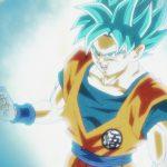 DBS Episode 104 98 Goku Super Saiyan Blue SSGSS