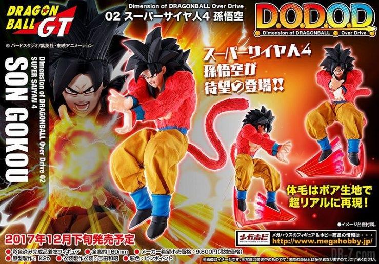 DODOD Super Saiyan 4 Son Goku (promo)
