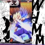 Dragon Ball Fighter Z Gohan references _0005_Calque 30