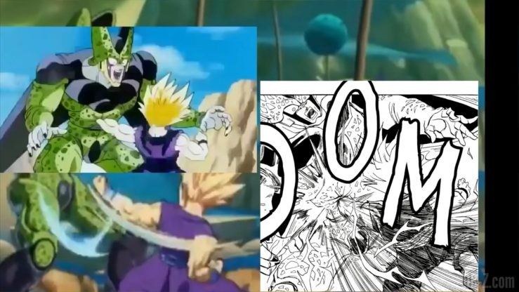 Dragon Ball Fighter Z Gohan references _0029_Calque 6
