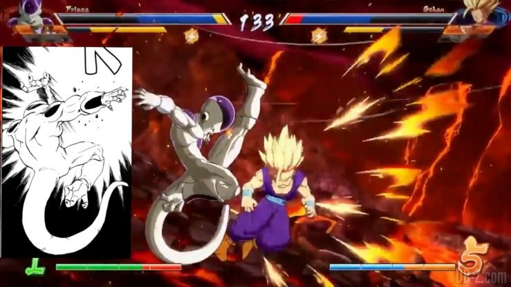Dragon Ball FighterZ Freezer references _0004_Calque 33