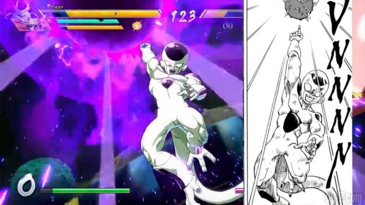 Dragon Ball FighterZ Freezer references _0019_Calque 18