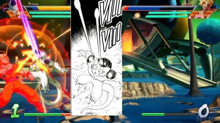 Dragon Ball FighterZ Freezer references _0021_Calque 16