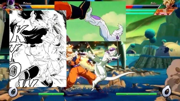 Dragon Ball FighterZ Freezer references _0026_Calque 11