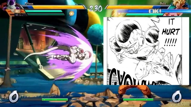 Dragon Ball FighterZ Freezer references _0029_Calque 8